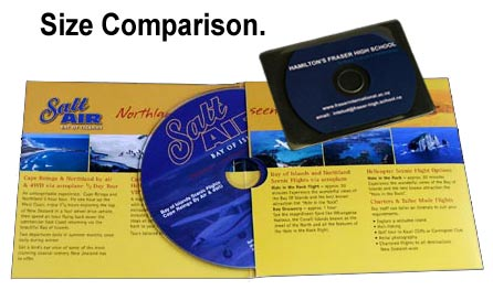 Business CARDS DVD