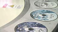 dvd replication disk printing